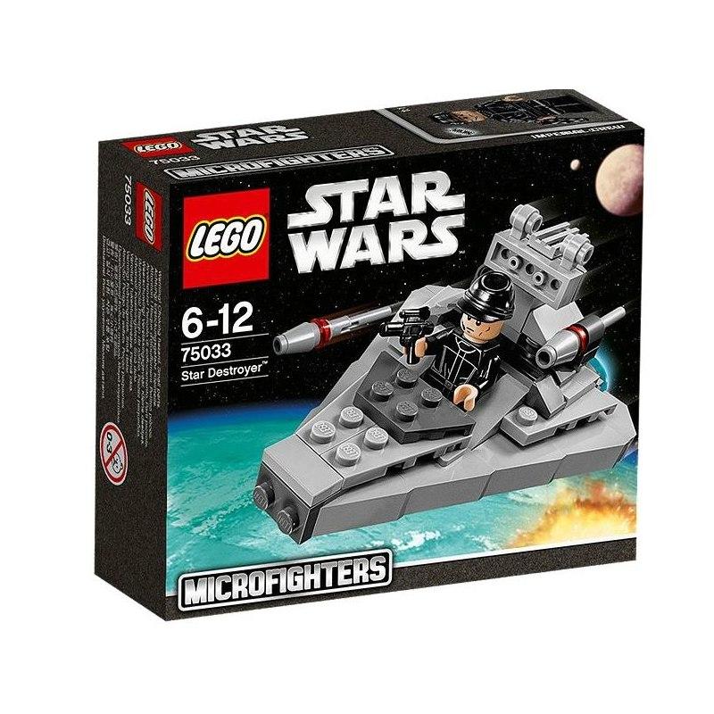 LEGO Star Wars 75033 - Hvězdný destruktor