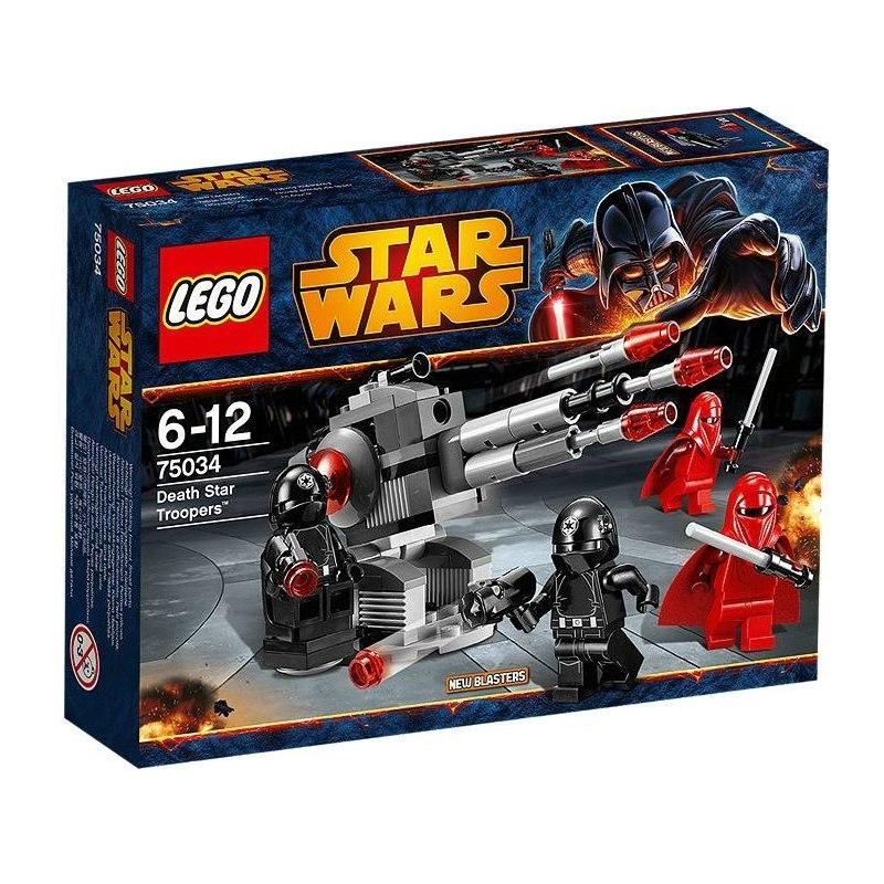 LEGO Star Wars 75034 - Troopeři hvězdy smrti
