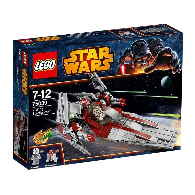 LEGO Star Wars 75039 - Hvězdná stíhačka X-wing