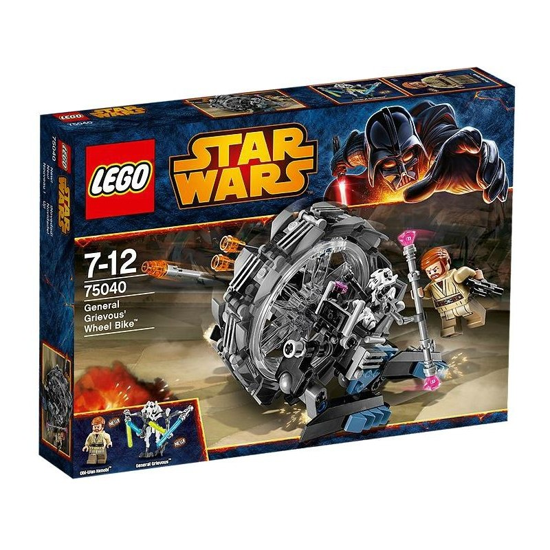 LEGO Star Wars 75040 - Motorka generála Grievouse