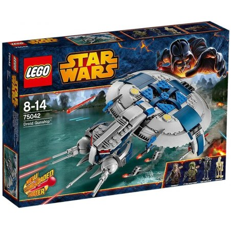 LEGO Star Wars 75042 - Bombardér droidů
