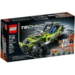 LEGO TECHNIC 42027 - Pouštní závoďák