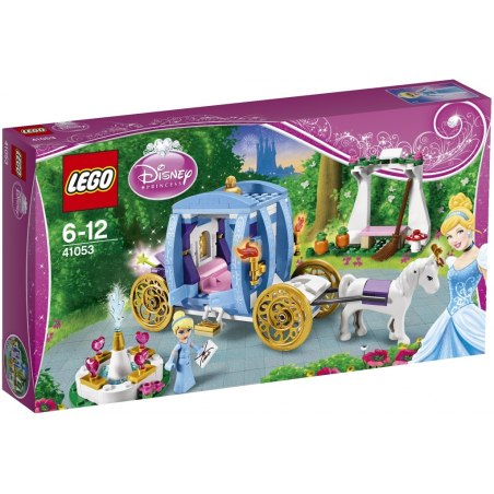 LEGO Disney Princess 41053 - Popelčin kouzelný kočár
