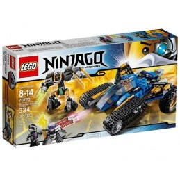 LEGO Ninjago 70723 - Bouřlivý jezdec