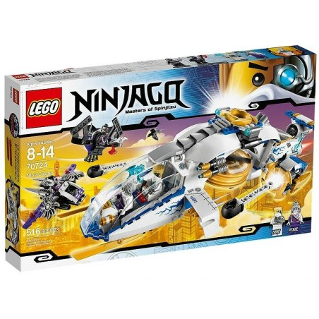 LEGO Ninjago 70724 - Nindžakoptéra