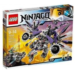 LEGO Ninjago 70725 - Nindroidní robodrak