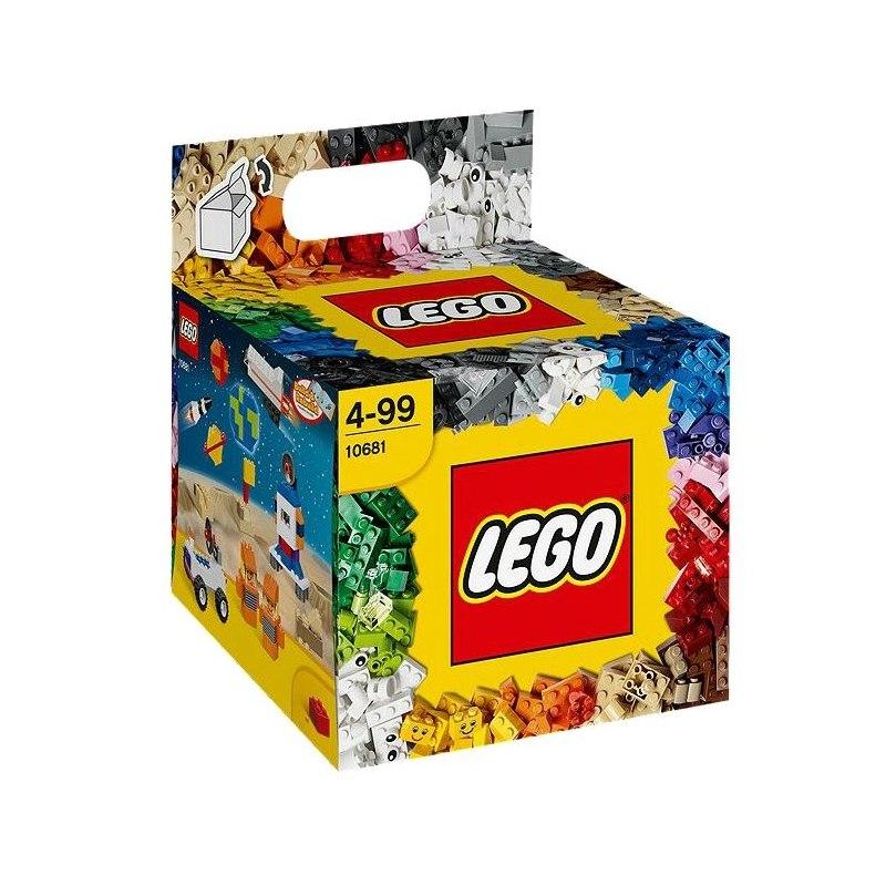LEGO Kostičky 10681 - LEGO Kreativní sestavitelná krychle