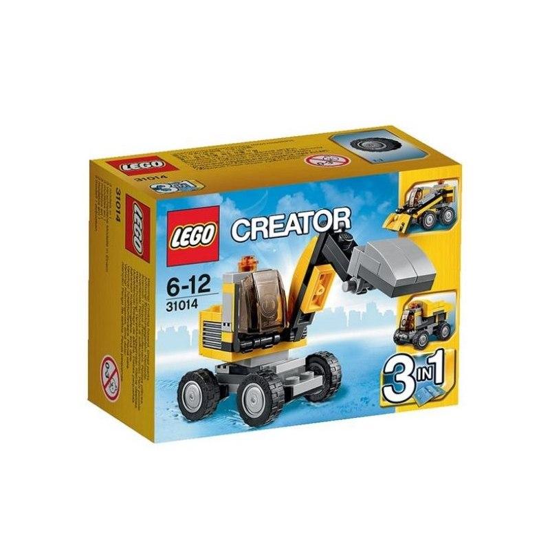 LEGO Creator 31014 - Silné rypadlo