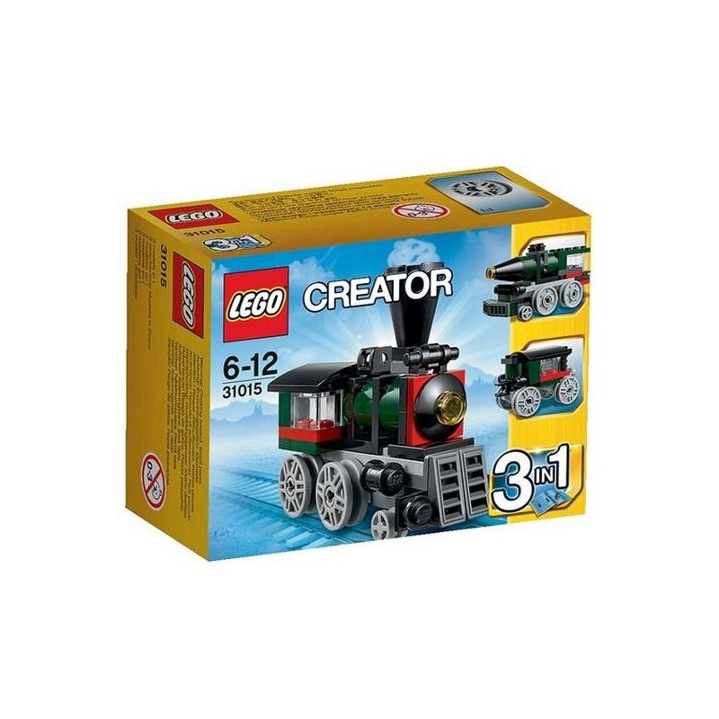 LEGO Creator 31015 - Smaragdový expres