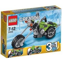LEGO Creator 31018 - Dálniční motorka