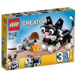 LEGO Creator 31021 - Chlupáči