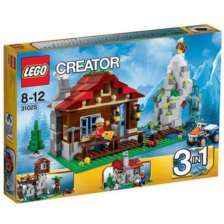 LEGO Creator 31025 - Horská bouda