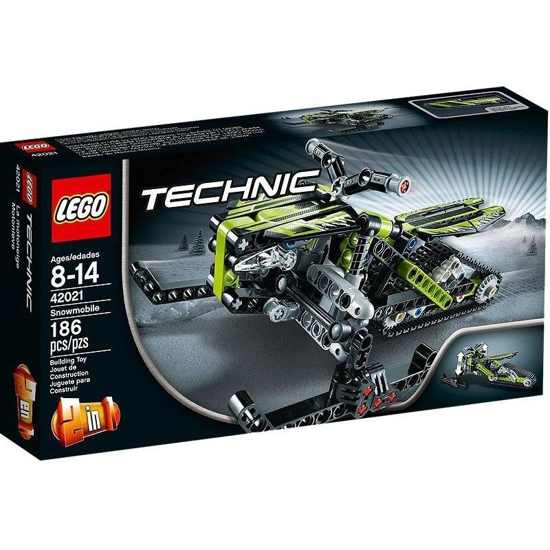 LEGO Technic 42021 - Sněžný skútr