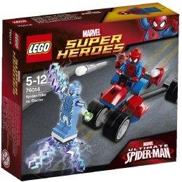 LEGO Super Heroes 76014 - Spider-Trike vs. Electro