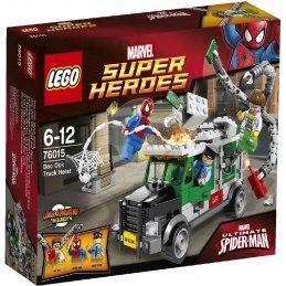 LEGO Super Heroes 76015 - Náklaďák Heist Doc Ocka