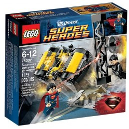 LEGO Super Heroes 76002 - Superman - Souboj v metropolis