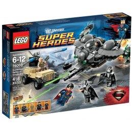 LEGO Super Heroes 76003 - Superman - Bitva o Smallville
