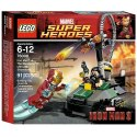 LEGO Super Heroes 76008 - Iron Man vs. The Mandarin - Rozhodující bitva