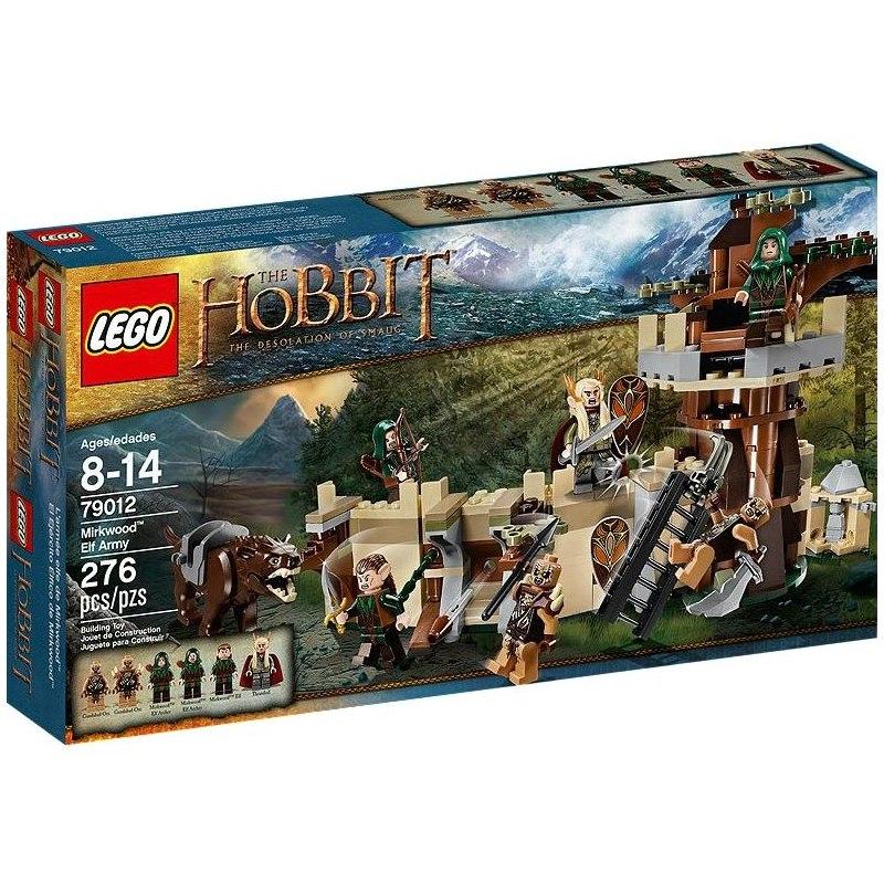 Lego Hobbit 79012 - Armáda elfů z Temného hvozdu