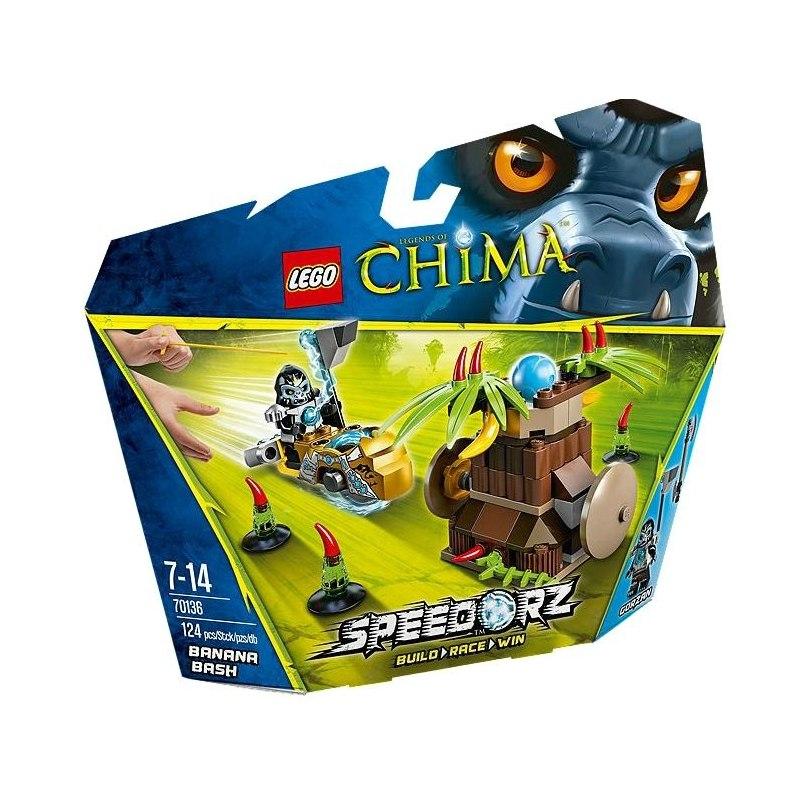 LEGO CHIMA 70136 - Banánová oslava