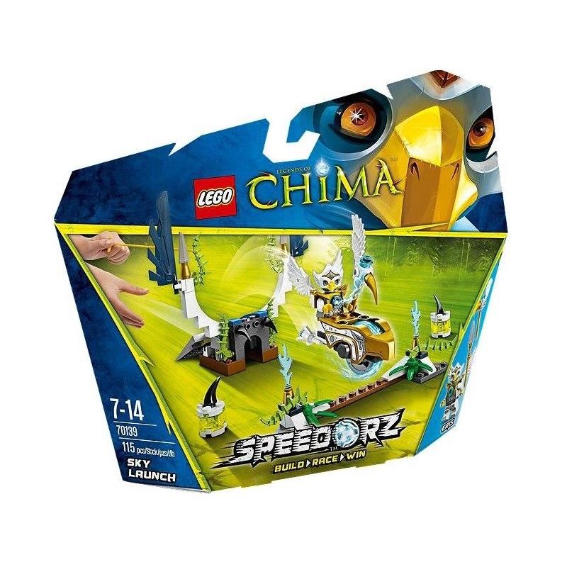 LEGO CHIMA 70139 - Nebeský skok