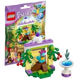 LEGO Friends 41044 - Fontána pro papoušky