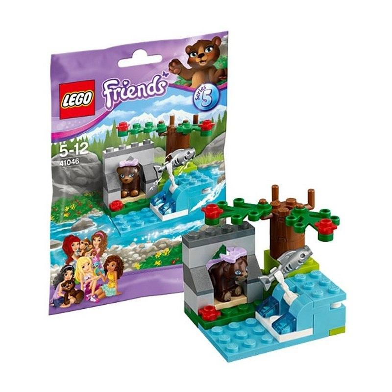 LEGO Friends 41046 - Řeka medvědů hnědých