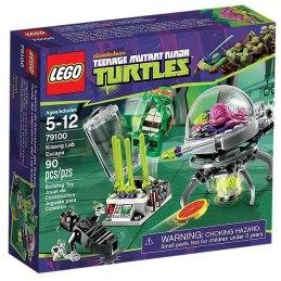 LEGO Želvy Ninja 79100 - Únik z Krangovy laboratoře