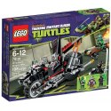 LEGO Želvy Ninja 79101 - Trhačova dračí motorka