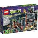 LEGO Želvy Ninja 79103 - Želví vpád do doupěte