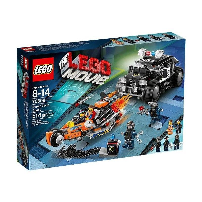 LEGO MOVIE 70808 - Super honička