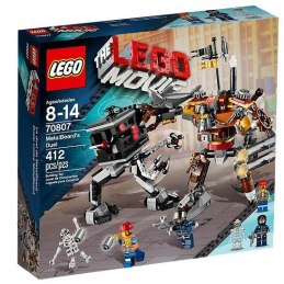 LEGO MOVIE 70807 - Duel Kovovouse
