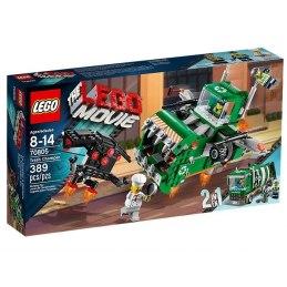 LEGO MOVIE 70805 - Drtič odpadu