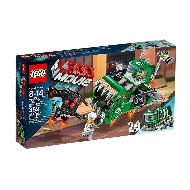 LEGO MOVIE 70805 - Drtič odpadu