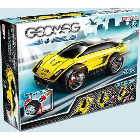 Geomag Wheels A
