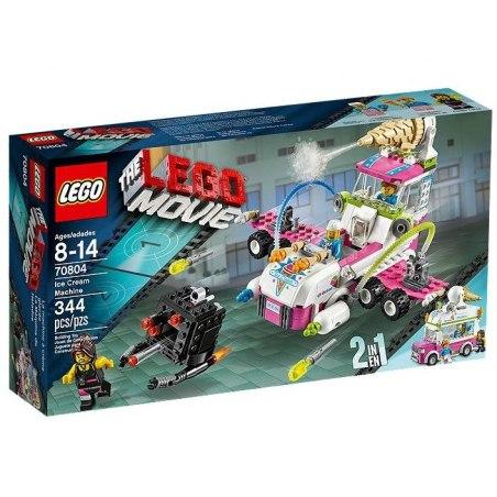 LEGO MOVIE 70804 - Zmrzlinářský stroj