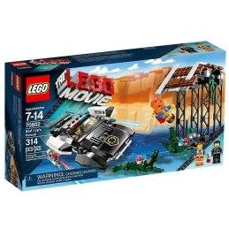 LEGO MOVIE 70802 - Pronásledování zlého poldy