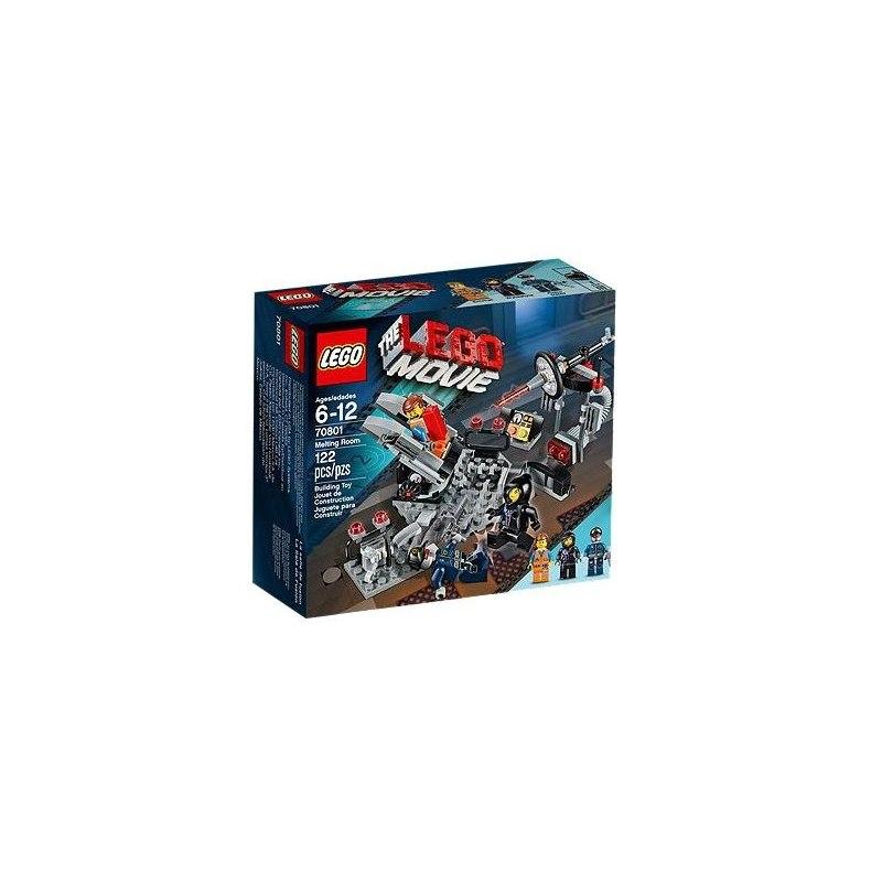 LEGO MOVIE 70801 - Roztávací místnost