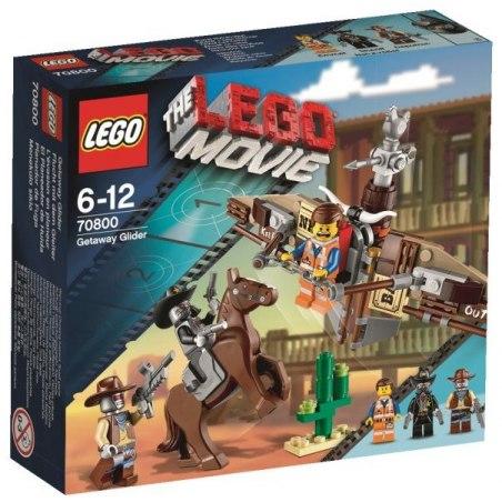 LEGO MOVIE 70800 - Únikový kluzák