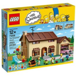 LEGO 71006 The Simpsons™ House