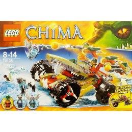 LEGO CHIMA 70135 - Craggerův ohnivý útok