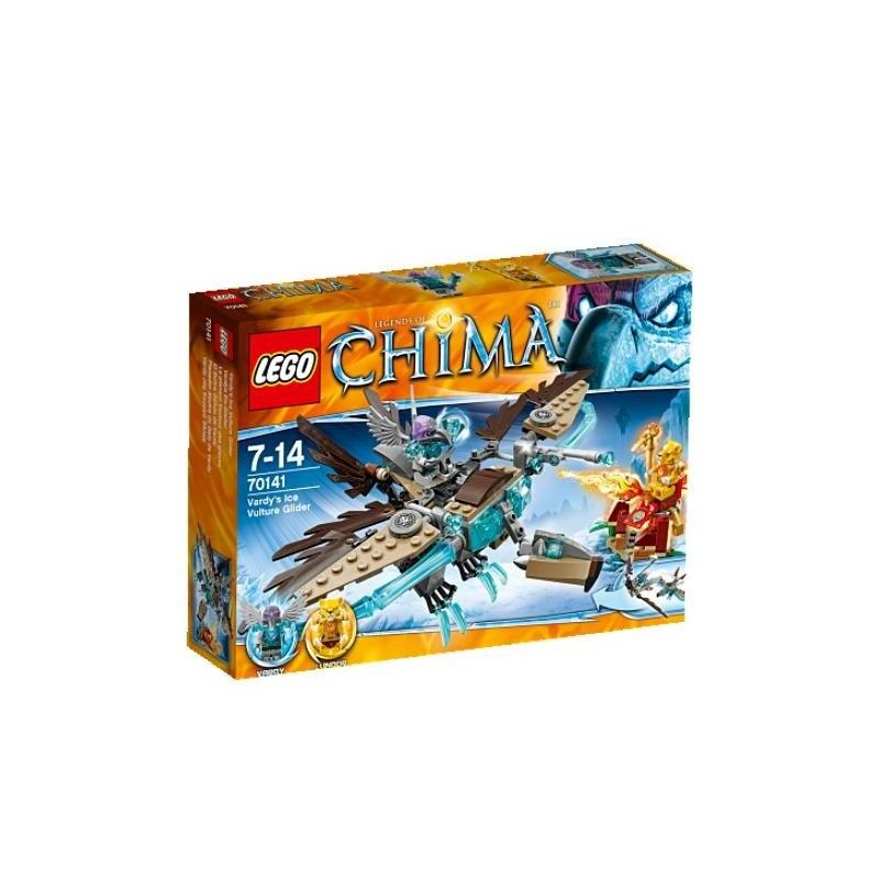 LEGO CHIMA 70141 - Vardyův sněžný supí kluzák