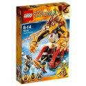 LEGO CHIMA 70144 - Lavalův ohnivý lev
