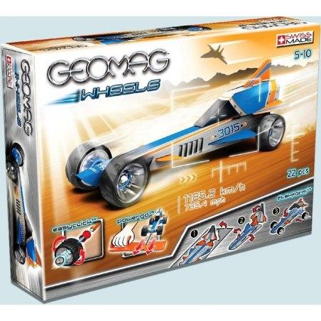 Geomag Wheels B vystřelovací