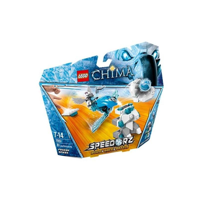 LEGO CHIMA 70151 - Mrazivé ostny