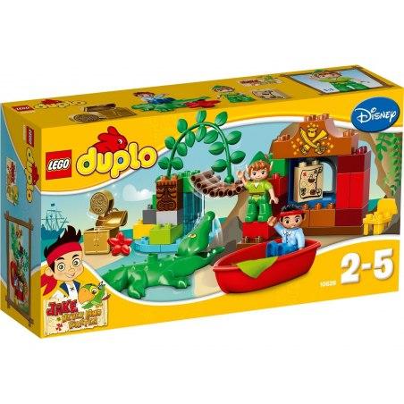 LEGO DUPLO 10526 - Peter Pan přichází