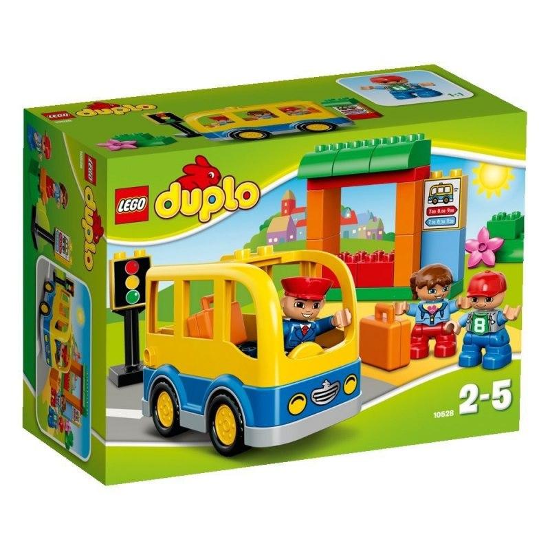 LEGO DUPLO 10528 - Školní autobus