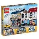 LEGO Creator 31026 - Moto shop a kavárna