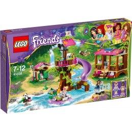 LEGO Friends 41038 - Základna záchranářů v džungli