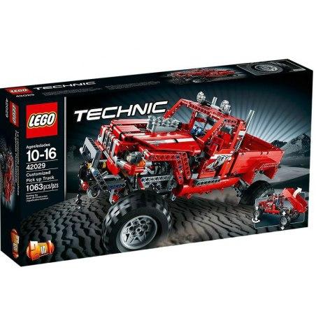 LEGO Technic 42029 - Speciální pick up